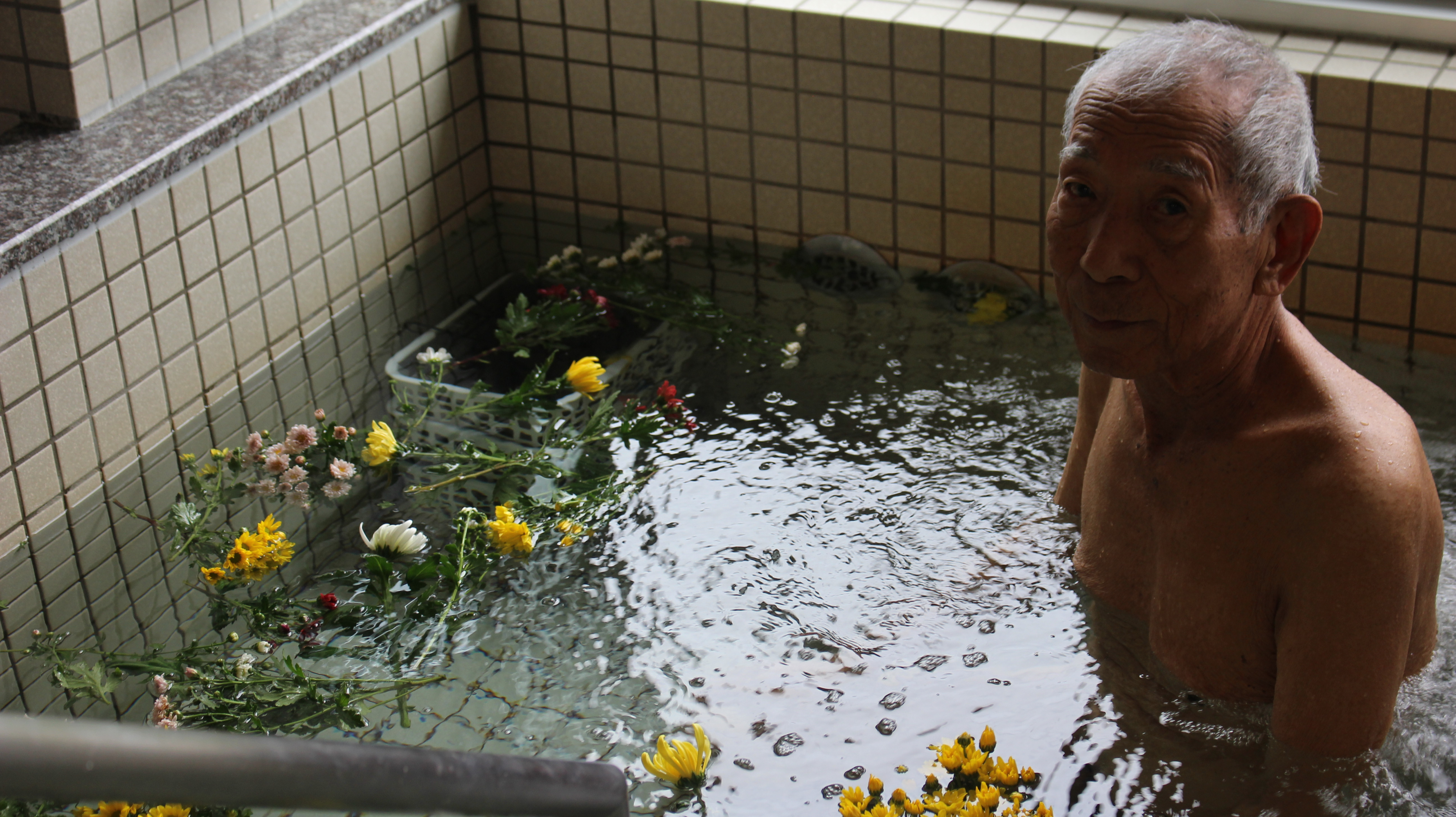 重陽の節句 菊風呂 ~軽費~ | ...